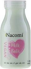 Kup Wegańskie mleczko do kąpieli Mango - Nacomi Milk Bath Mango