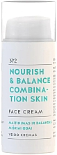Kup Krem do twarzy Odżywienie i równowaga - You & Oil Nourish & Balance Combination Skin Face Cream