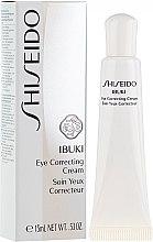 Kup Krem korygujący pod oczy - Shiseido Ibuki Eye Correcting Cream