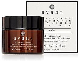 Kup Skoncentrowany zabieg 2 w 1 przeciw przebarwieniom - Avant 2-1 Glutamic Skin Lightening & Dark Spot Reducer