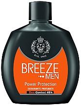 Kup Perfumowany dezodorant w sprayu - Breeze Men Power Protection Deo Control 48H