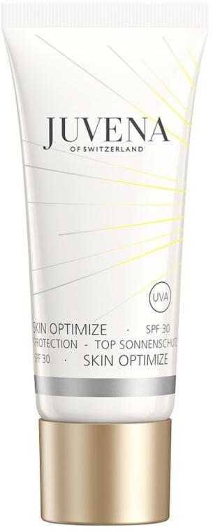 Nawilżający krem rozświetlający na dzień SPF 30 - Juvena Skin Optimize Top Protection — фото N1