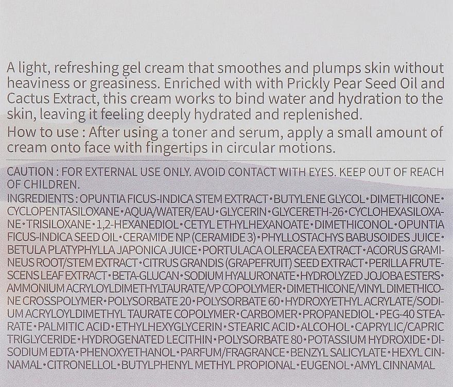 Krem do twarzy - Huxley Secret of Sahara Cream Fresh And More — фото N3