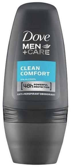 Antyperspirant-dezodorant w kulce dla mężczyzn - Dove Men+ Care Clean Comfort — фото N1