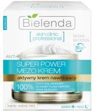 Kup Aktywny krem nawilżający na dzień i na noc - Bielenda Skin Clinic Professional Mezo Anti-age