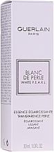 Różana esencja wybielająca - Guerlain Blanc De Perle Whitening Essence — фото N1