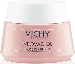 Kup Różany krem wzmacniająco-rewitalizujący do twarzy - Vichy Neovadiol Rose Platinum Cream