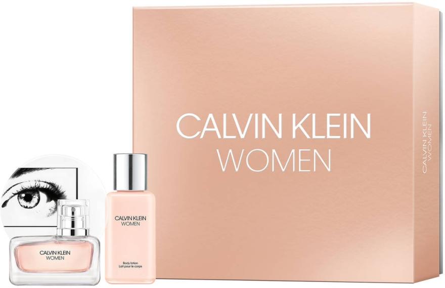 Calvin Klein Women - Zestaw (edp 30 ml + b/lot 100 ml)