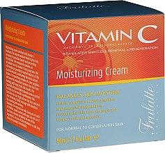 Kup Nawilżający krem z witaminą C - Frulatte Vitamin C Moisturizing Cream