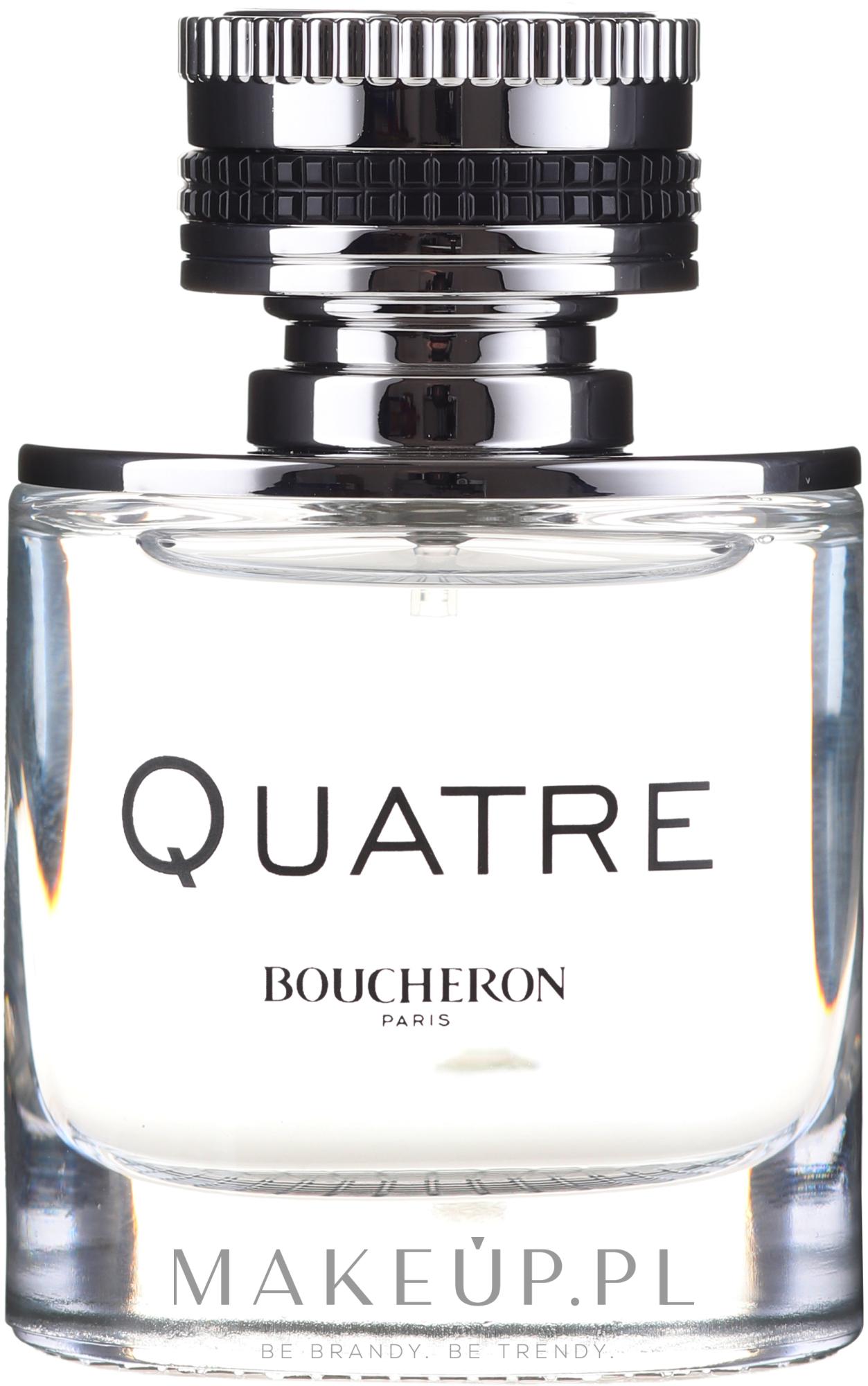 PRZECENA! Boucheron Quatre - Woda toaletowa * — фото 50 ml