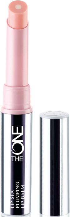 Balsam optycznie powiększający usta - Oriflame The ONE Plumping Lip Balm — фото N1