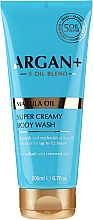 Kup Kremowy żel pod prysznic z olejem arganowym - Argan+ Super Creamy Body Wash