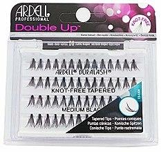 Kup Kępki sztucznych rzęs - Ardell Double Up Knot-Free Tapered Medium Black