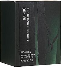 Adolfo Dominguez Bambu - Woda toaletowa — фото N2