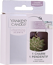 Kup Zawieszka charm do samochodu - Yankee Candle Succulent Charming Scents Charm