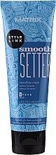 Kup Wygładzający krem do włosów - Matrix Style Link Smooth Setter Smoothing Cream
