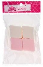 Kup Małe gąbki do nakładania makijażu - Lioele Makeup Sponge