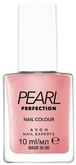 Lakier do paznokci - Avon Pearl Perfection Nail Colour