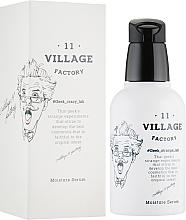 Kup PRZECENA! Nawilżające serum do twarzy - Village 11 Factory Moisture Serum *