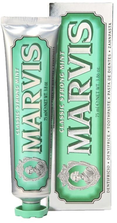 Pasta do zębów Klasyczna mięta - Marvis Classic Strong Mint