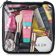 Kup Kosmetyczka przezroczysta Visible Bag (20 x 20 x 8 cm, bez zawartości) - Makeup