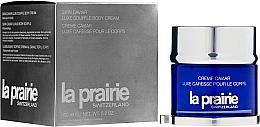 Kup Suflet liftingująco-ujędrniający z kawiorem do ciała - La Prairie Skin Caviar Luxe Souffle Body Cream