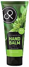 Kup Krem do rąk z olejem konopnym i masła shea - Cosmepick Hand Balm Hemp Oil&Shea Butter