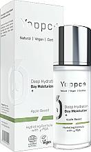 Kup Głęboko nawilżający krem do twarzy na dzień  - Yappco Deep Hydration Moisturizer Day Cream