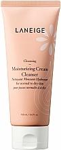 Kup Nawilżający mus do mycia twarzy - Laneige Moist Cream Cleanser