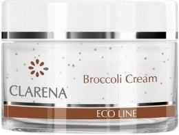 Kup Antymutagenny krem brokułowy do twarzy - Clarena Broccoli Cream