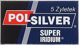 Kup Zestaw żyletek - Polsilver Super Iridium Razor Blades