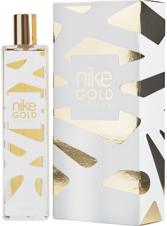 Nike Gold Edition Woman - Woda toaletowa