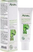 Kup Fluid matujący do skóry mieszanej i tłustej - Melvita Nectar Pur Fluide Hydratant Matifiant