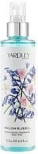 Kup Yardley English Bluebell Contemporary Edition - Perfumowana mgiełka nawilżająca do ciała Angielski hiacyntowiec
