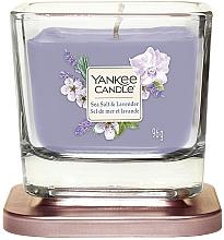 Kup Świeca zapachowa - Yankee Candle Elevation Sea Salt & Lavender