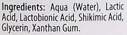 45% kwas szikimowy + kwas laktobionowy + kwas mlekowy 40+ - Bielenda Professional Exfoliation Face Program — фото N3
