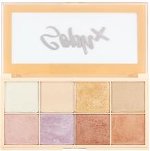 Paletka rozświetlaczy do twarzy - Makeup Revolution Soph X Highlighter Palette — фото N2
