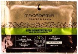 Kup Ultranawilżająca maska do włosów grubych - Macadamia Professional Ultra Rich Moisture Masque (próbka)