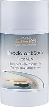 Kup Dezodorant dla mężczyzn - Mon Platin DSM Deodorant Stick