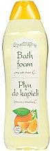Kup Płyn do kąpieli Cytrusy z witaminą C - Bluxcosmetics Naturaphy Citrus & Vitamin C Bath Foam