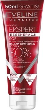 Intensywnie regenerujący balsam opatrunek do ciała - Eveline Cosmetics Ekspert Regeneracji