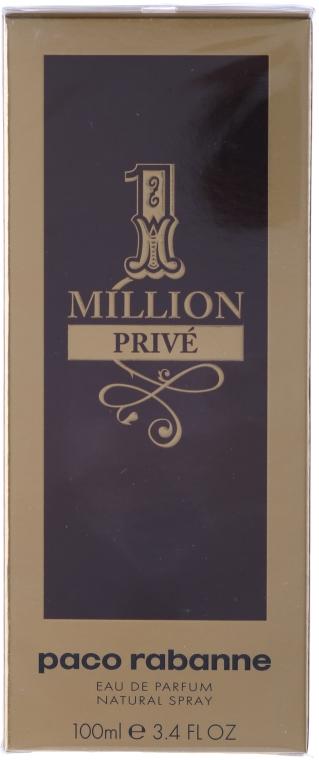 Paco Rabanne 1 Million Prive - Woda perfumowana — фото N2