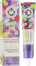 Kup Naturalna pasta do zębów Dzikie Jabłko Syberii - Receptury Babci Agafii