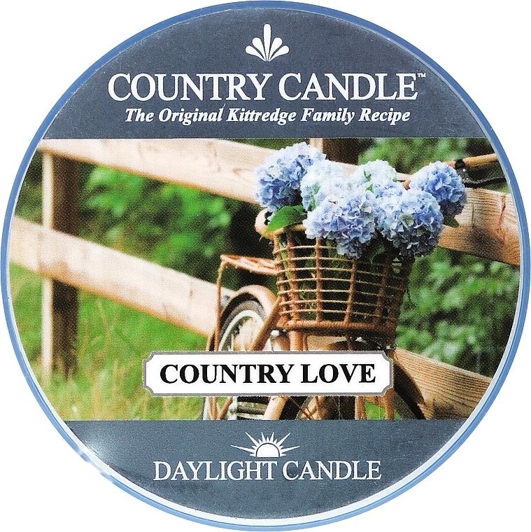 Podgrzewacz zapachowy - Country Candle Country Love — фото N1
