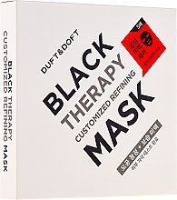Kup Oczyszczająca maska do twarzy - Duft & Doft Black Therapy Customized Refining Mask