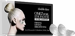 Kup Ujędrniające płatki liftingujące pod oczy - Double Dare Omg! Foil Eye Patch Pearl Therapy
