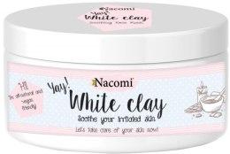 Kup Biała glinka-maseczka łagodząca do twarzy - Nacomi White Clay