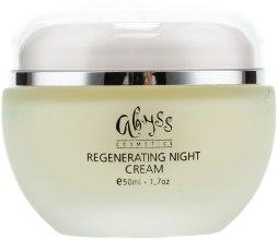 Kup Regenerujący krem na noc z kwasem hialuronowym i olejami arganowym i tsubaki - Spa Abyss Regenerating Night Cream