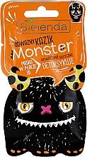 Kup Detoksykująca maska do twarzy Odważny Kazik - Bielenda Monster 3D Face Detox Mask