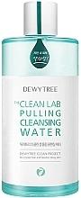Kup Oczyszczająca woda do twarzy z sokiem brzozowym i oczarem wirginijskim - Dewytree The Clean Lab Pulling Cleansing Water